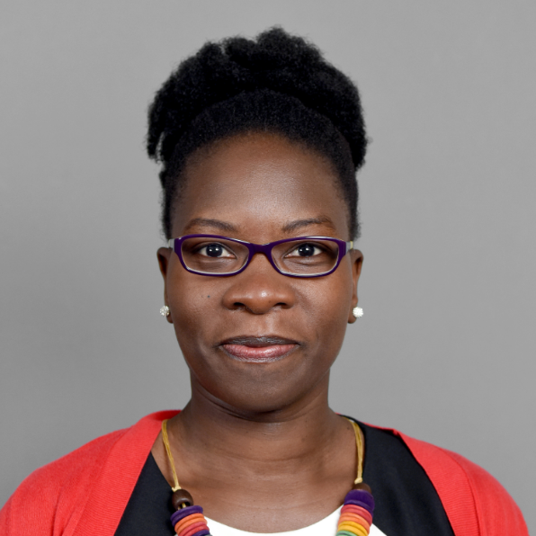 Photo of Christine Buzinde
